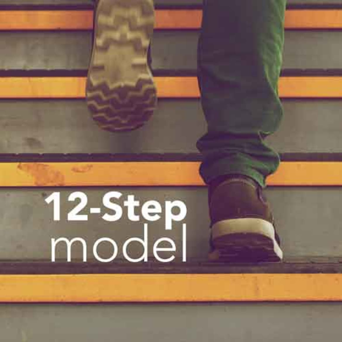 12-step recovery model
