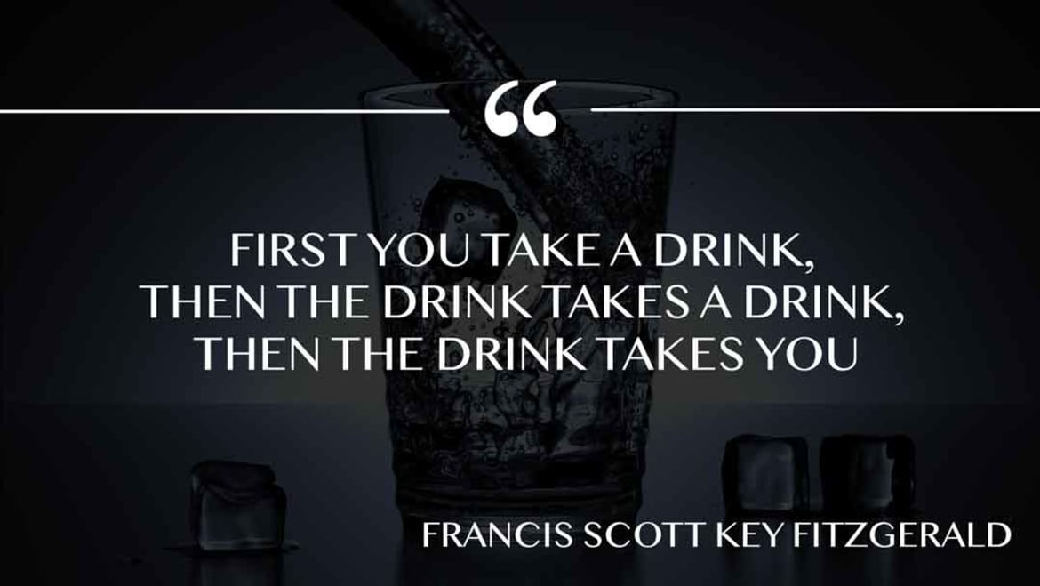 5 drink takes you