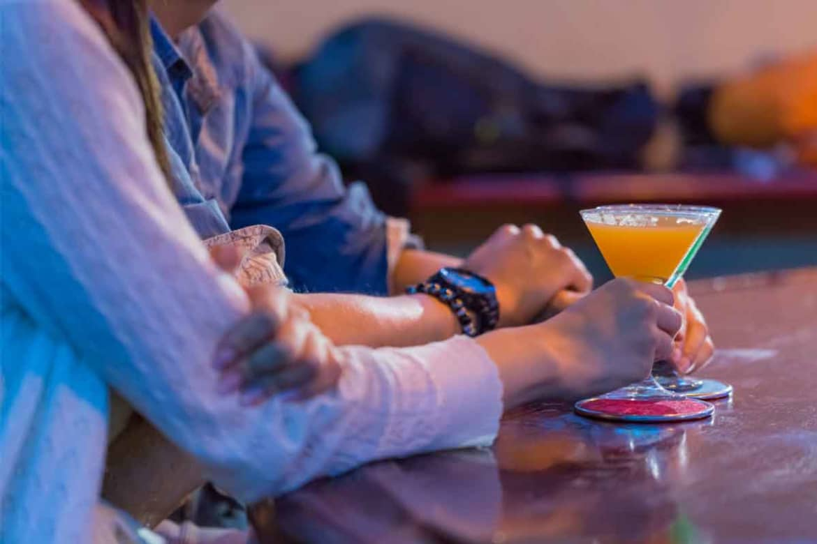 When is it considered alcohol use disorder