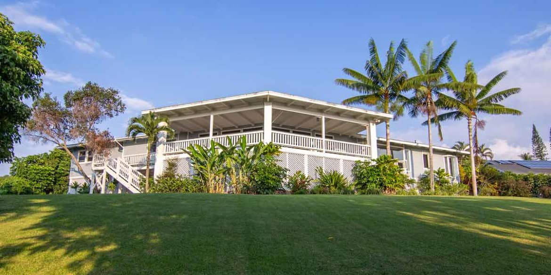 Residence | Hawaii Island Recovery - Outside