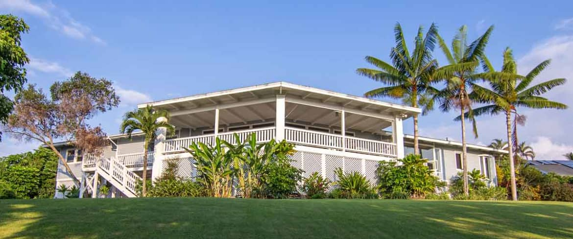 8 Bed Residence at Hawaii Island Recovery