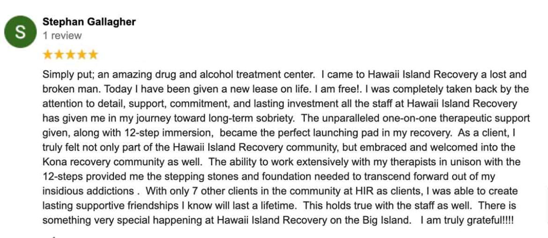 Amazing drug & alcohol treatment center