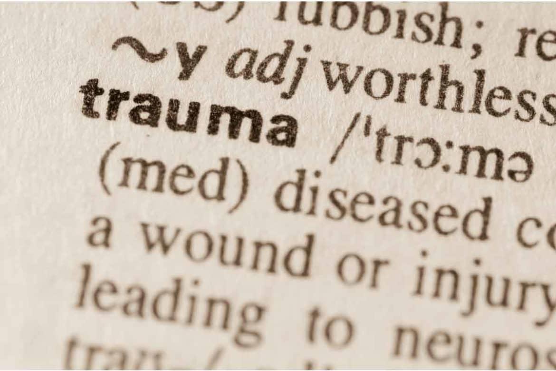 What Defines Trauma