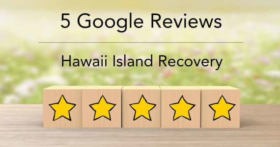 5 Google Reviews