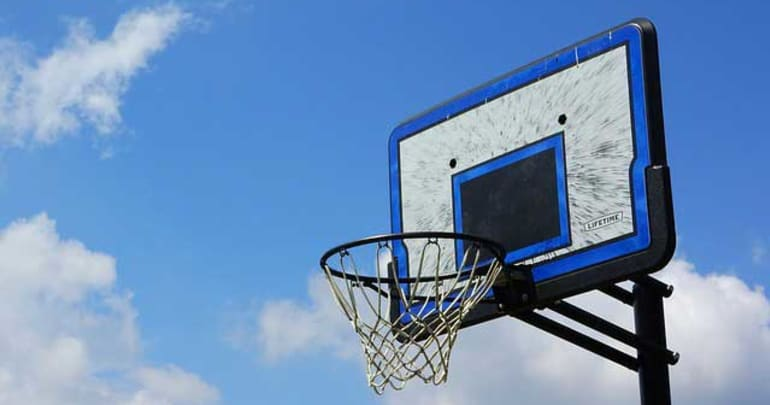 Basketball Great Len Bias