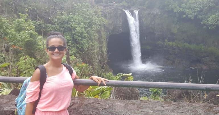Akaka Falls client HIR