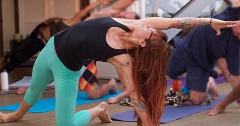 Alyssa Kratz - Yoga teacher in Hawaii
