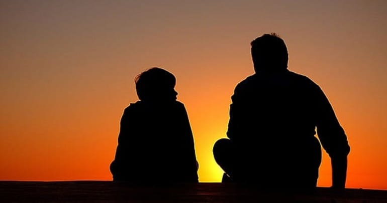 Going to rehab - How to Tell Your Kid