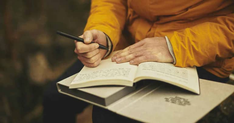 Journaling can help you in addiction recovery