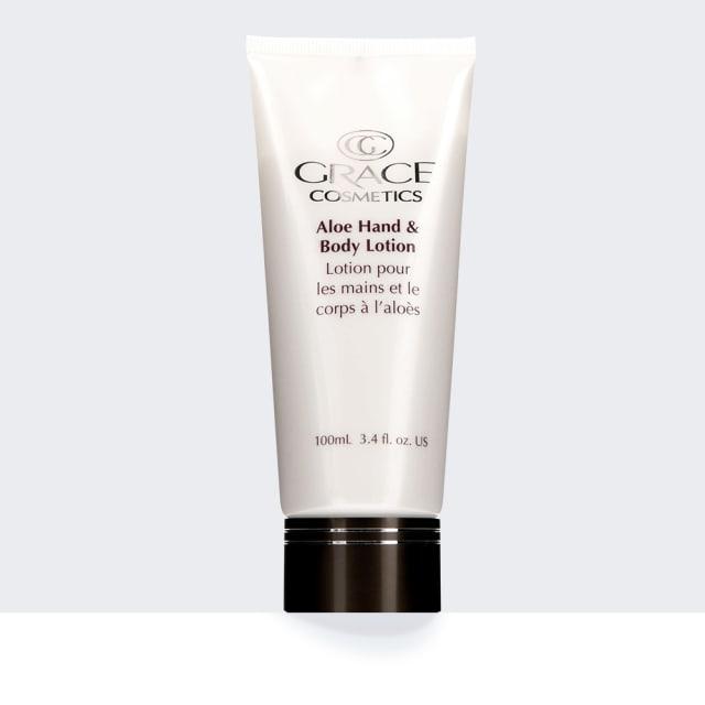 Aloe Hand & Body Lotion (tube)