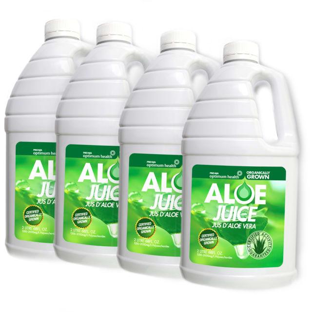 Inner Leaf Original Aloe Juice (Case 4 x 2.25 L)