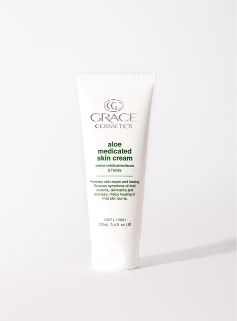 Aloe Medicated Skin Cream