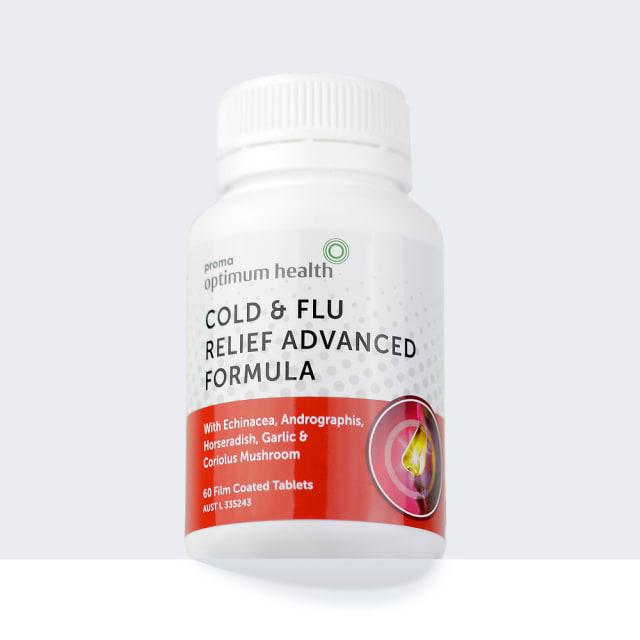 Cold & Flu Relief - Advanced Formula