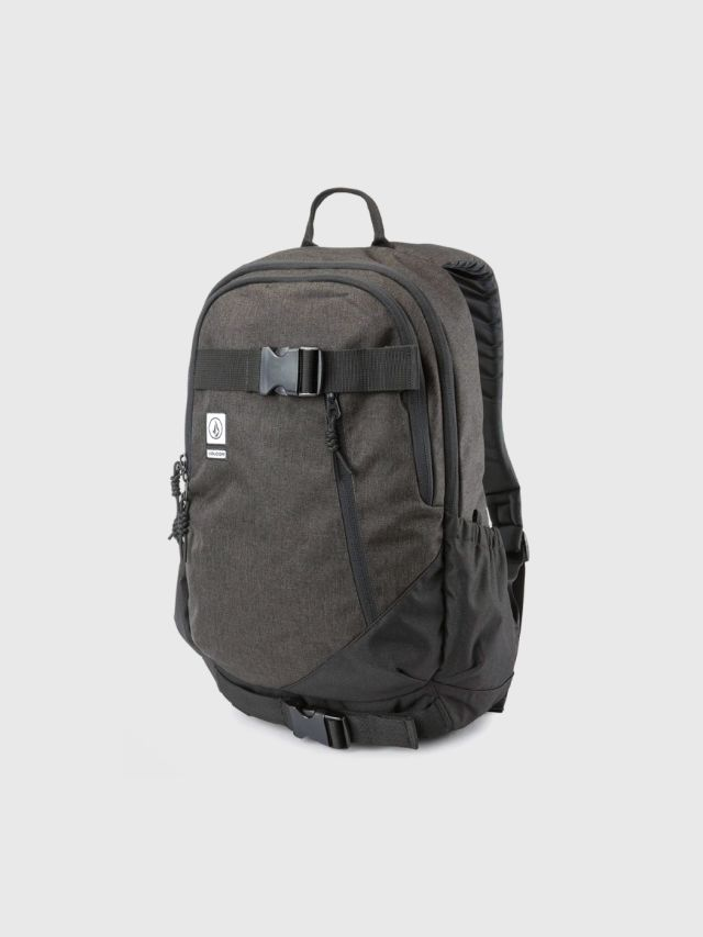 57b049def VOLCOM Substrate Backpack - Black | His.in.th