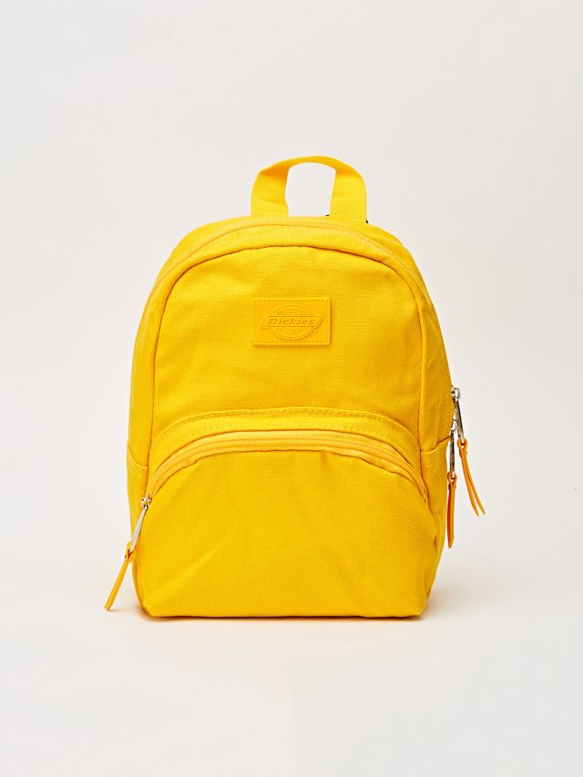 5bb909f41 DICKIES Mini Canvas Backpack - Mustard | His.in.th