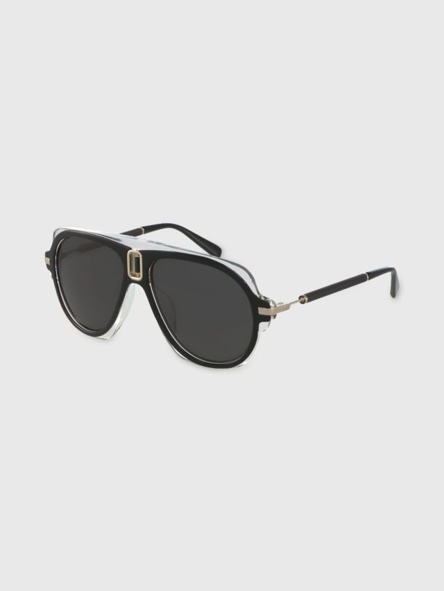 00adc3695a40ce BALMAIN MORGAN BL2093 01- Black/Gold Crystal (Limited Edition) | His.in.th