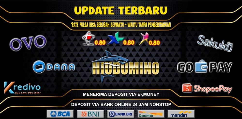 Hiudomino Situs Judi Idn Poker Qq Online Bandar Ceme 24 Jam