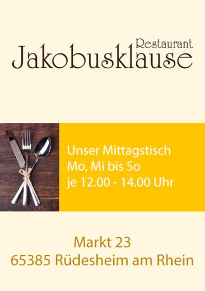 Restaurant Jakobusklause