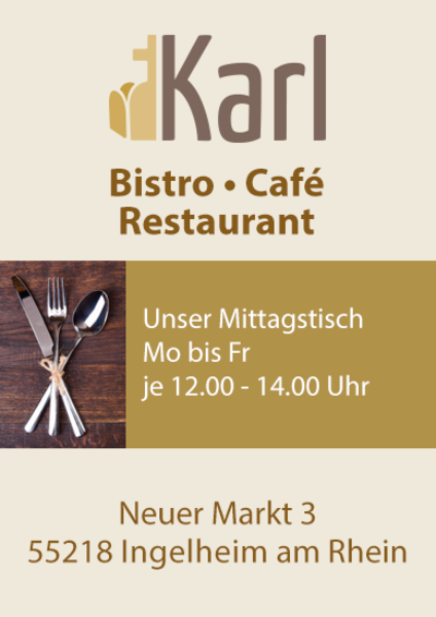 Karl | Bistro • Café • Restaurant