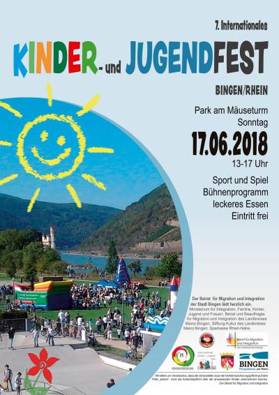 7. Internationales Kinder- und Jugendfest