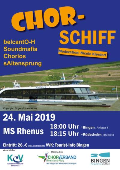 2. Binger Chor-Schiff