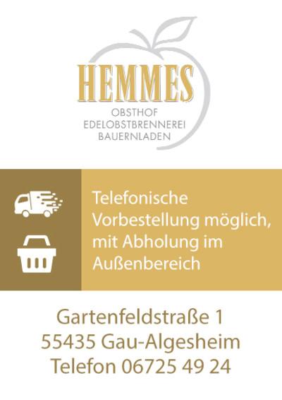 Hemmes Obsthof