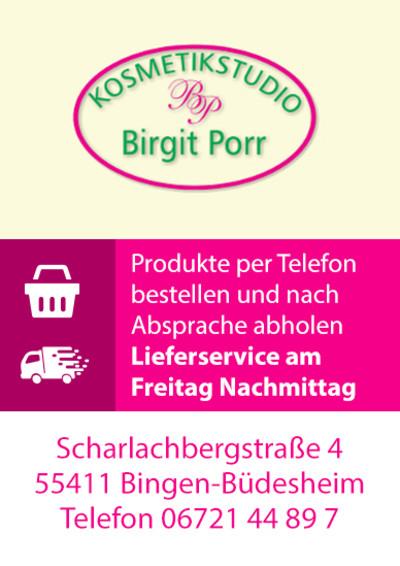 Kosmetikstudio Birgit Porr