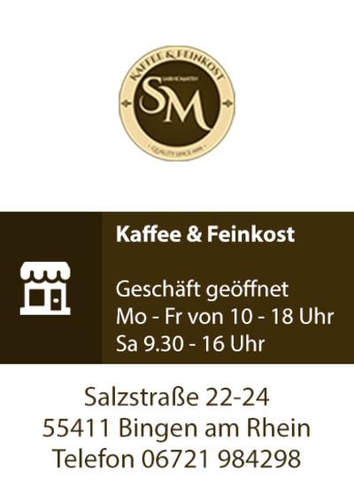 Kaffee und Feinkost Sabina Martin