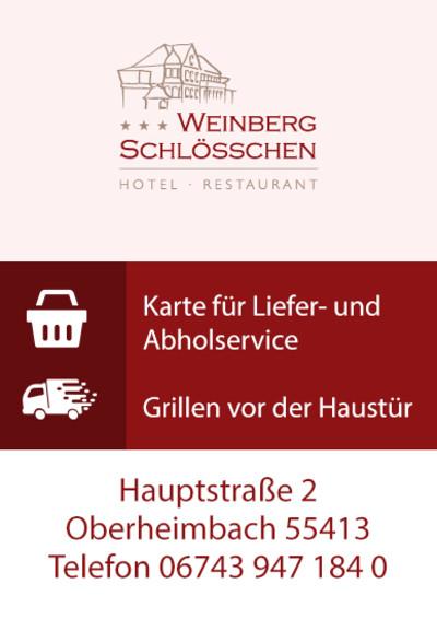 Restaurant Weinberg-Schlösschen