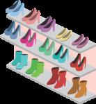 Cadastro de produtos por marcas e grades