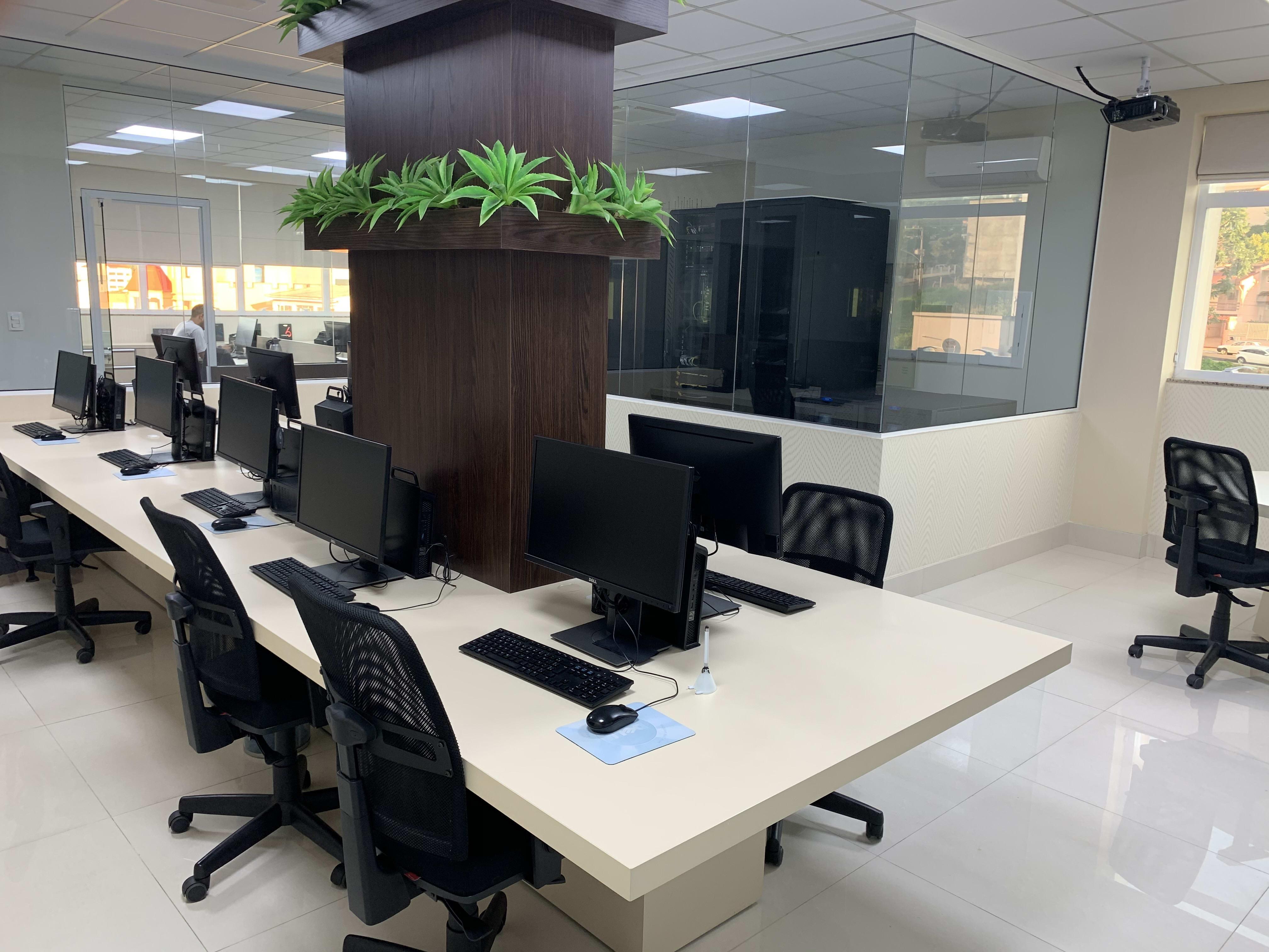 Sala de desenvolvimento