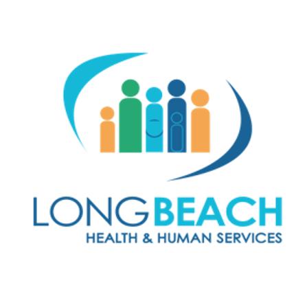 Long Beach Health & Human Services Logo