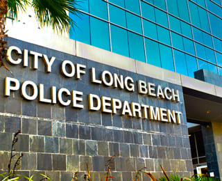 City of Long Beach Police Department Building