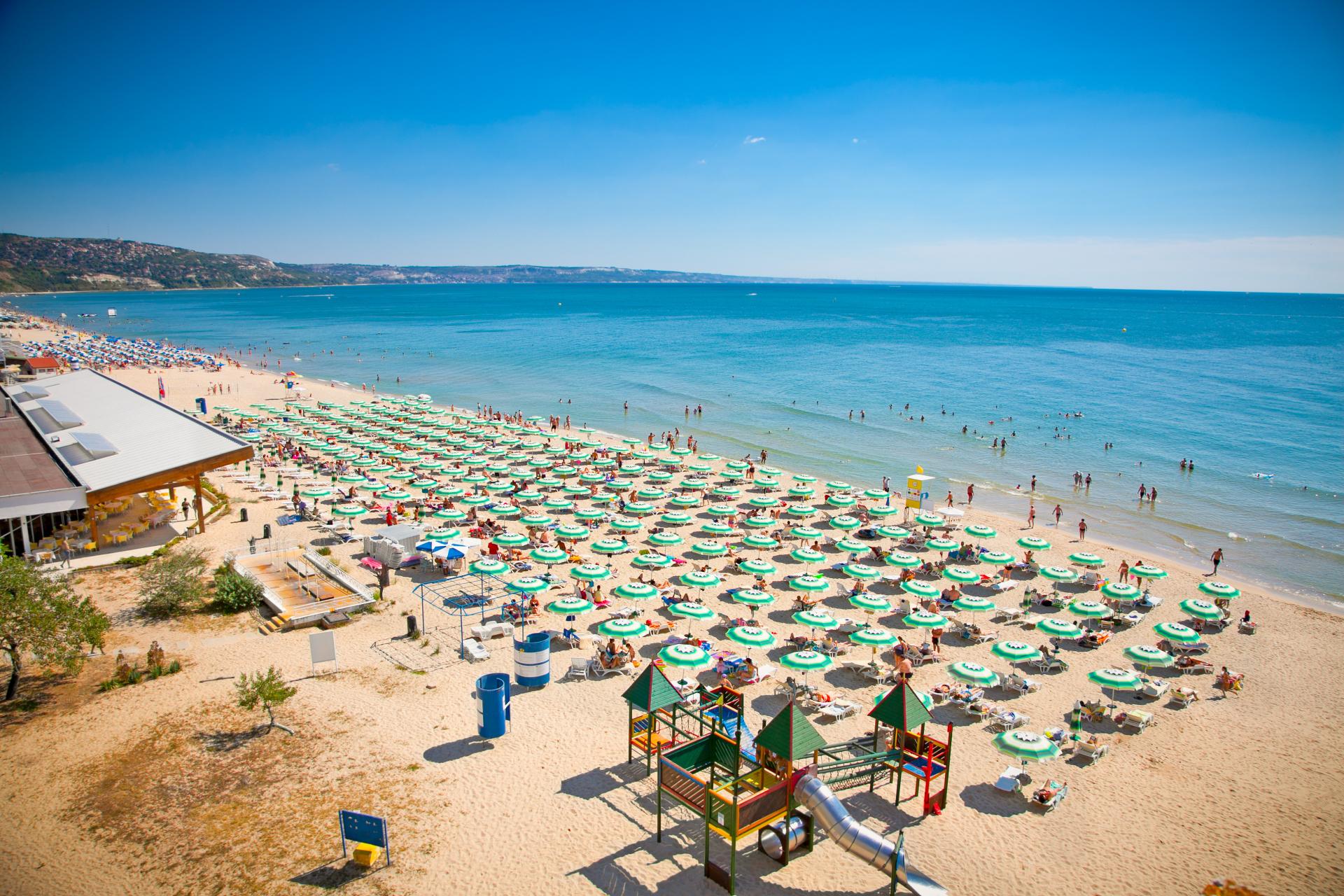 Sunny Beach Weather Forecast Bulgaria Holiday Weather