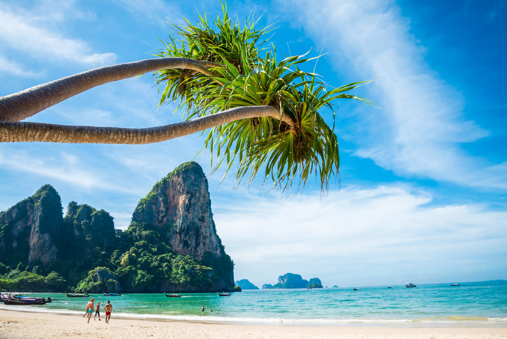 Krabi Thailand Live Weather Update Holiday Weather