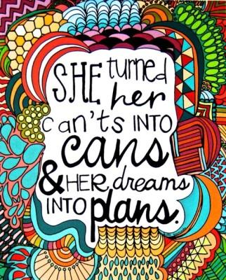 Cans plans