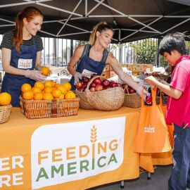 Donorpoints Feeding America - Monthly Donation