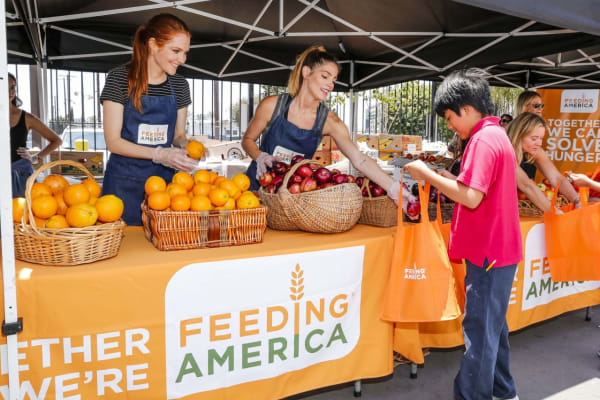 Donorpoints Feeding America - Monthly Donation #1