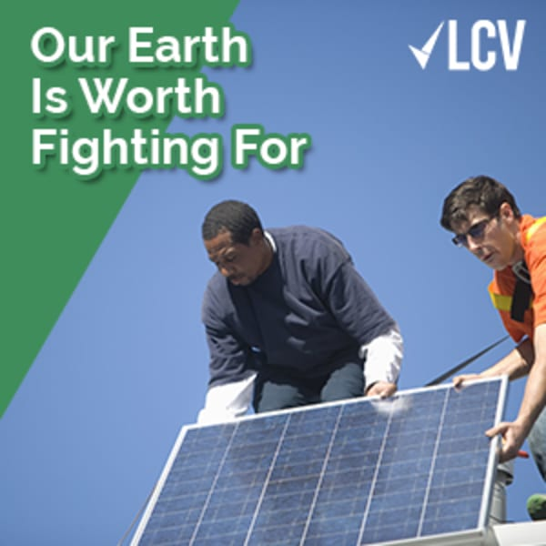 Donorpoints League of Conservation Voters - Monthly Donation