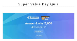 Amazon-Super-Value-Day-Contest-Answers-Today-April