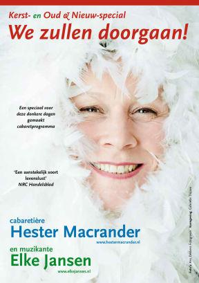 Flyers Hester Macrander