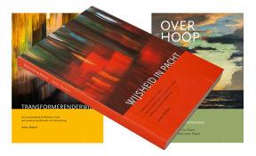 Wijsheid in pacht boekvormgeving