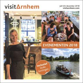 Evenementen boekje Arnhem
