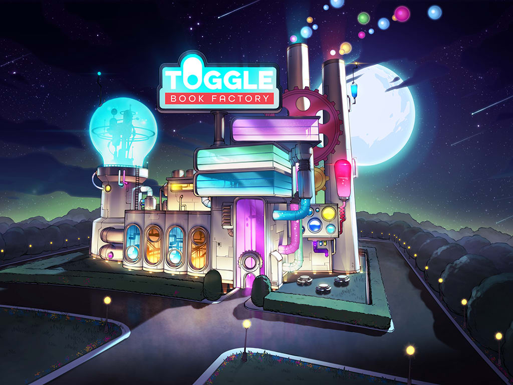 Toggle Book Factory