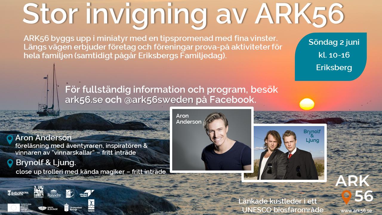 Invigning av ARK56 thumbnail