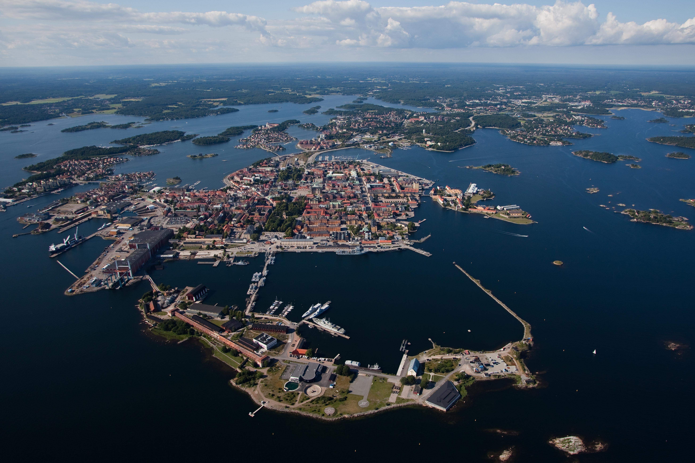Världsarvsstaden Karlskrona thumbnail