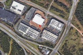 Amazon AWS: Ashburn Data Center
