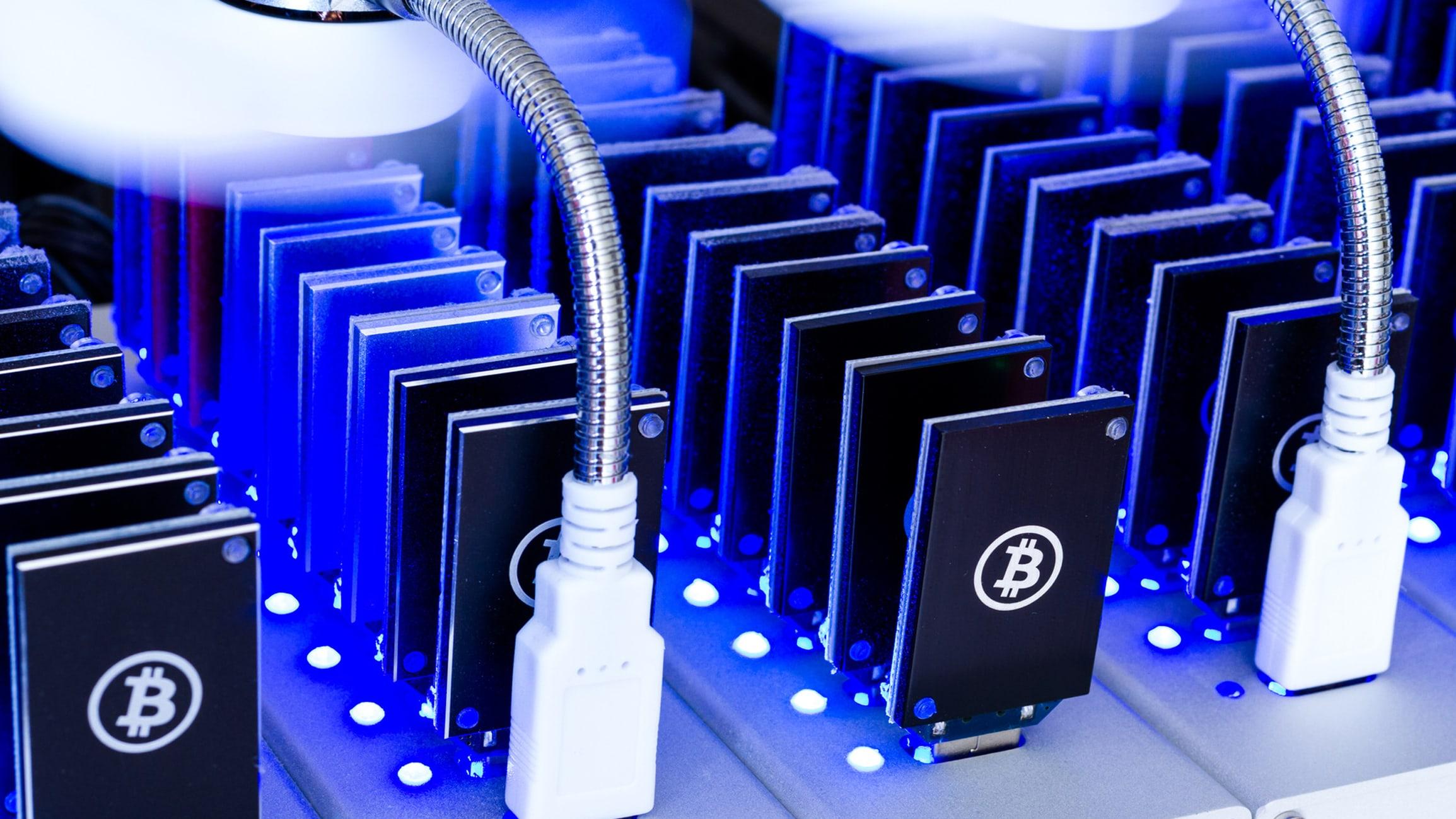 bitcoin asic hosting