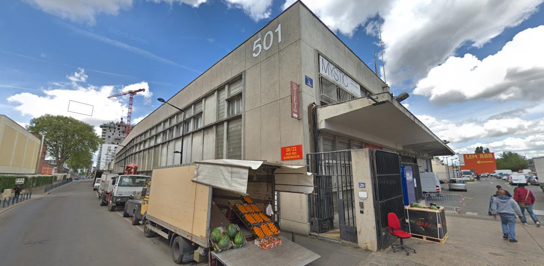 CenturyLink: Paris (Rue Petit) Data Center