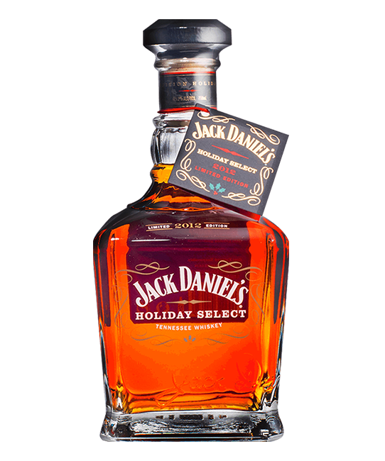 Jack Daniel's 2012 Holiday Select 750ml Bottle